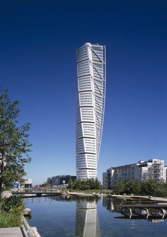 Arranha-céus sueco considerado edifício da década pelo CTBUH