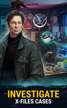 The X-Files: Deep State is bad even for a hidden object game