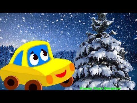 Silent Night with Magic Box Christmas Gifts Song Carol Cartoon Animation Nursery Rhimes Kids - YouTube