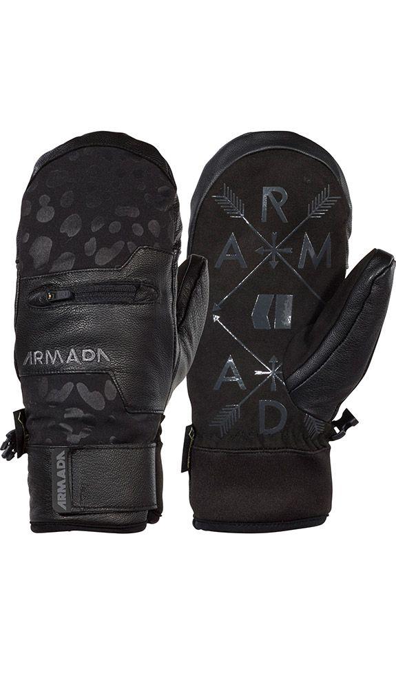 Wildling Gore-Tex Mitt   Armada  #Gloves #Mitts