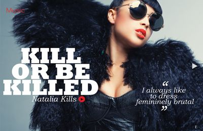 My Goddess... Ms Kills. x