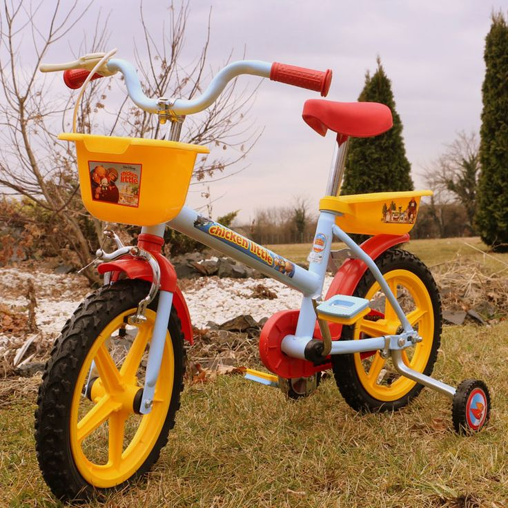 Bicicleta copii Chicken Little Yakari 14 inch