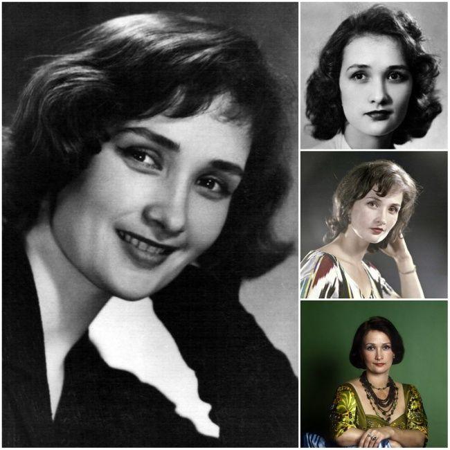 Пост прекрасных советских актрис