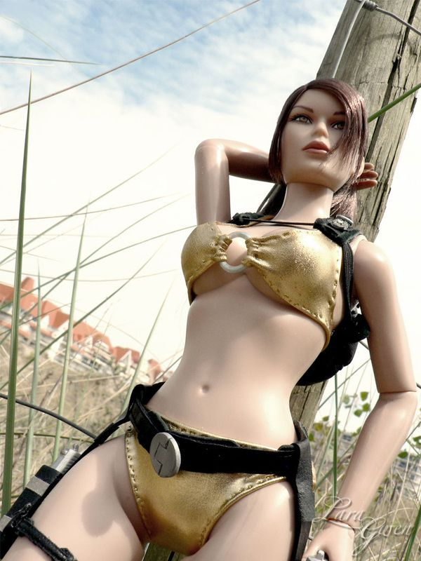 Are mistaken. Lara croft in bikini pictures think