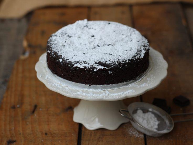 Fondant au chocolat sans gluten en vid�o