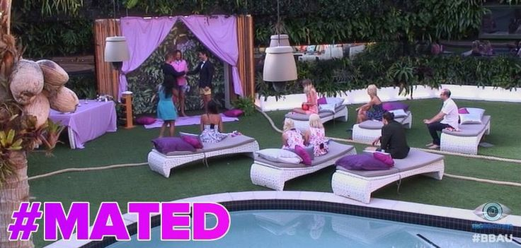 """Until death or eviction do us part""  ""I now pronounce you bros for life!""...Tim seals the deal on Ed and Matt's bromance"