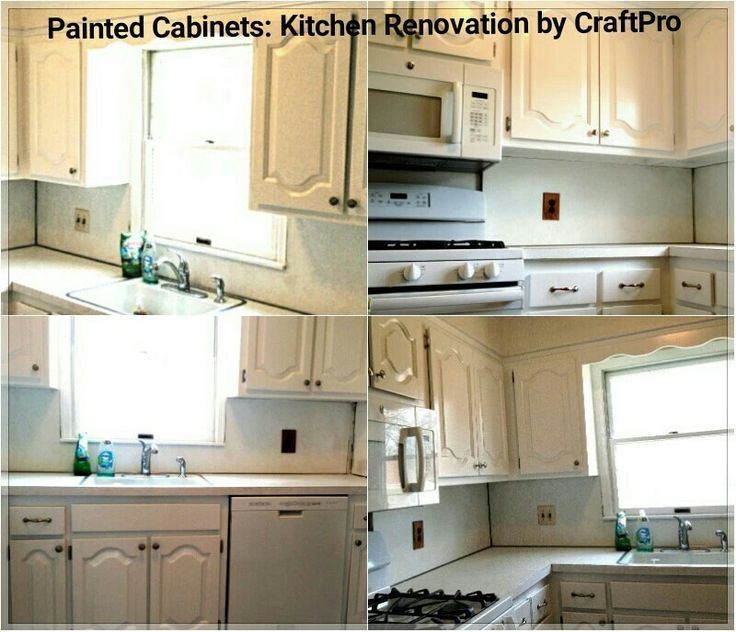 Kitchen Cabinet Repairs: 122 Best Painting, Carpentry & Drywall Home Improvements