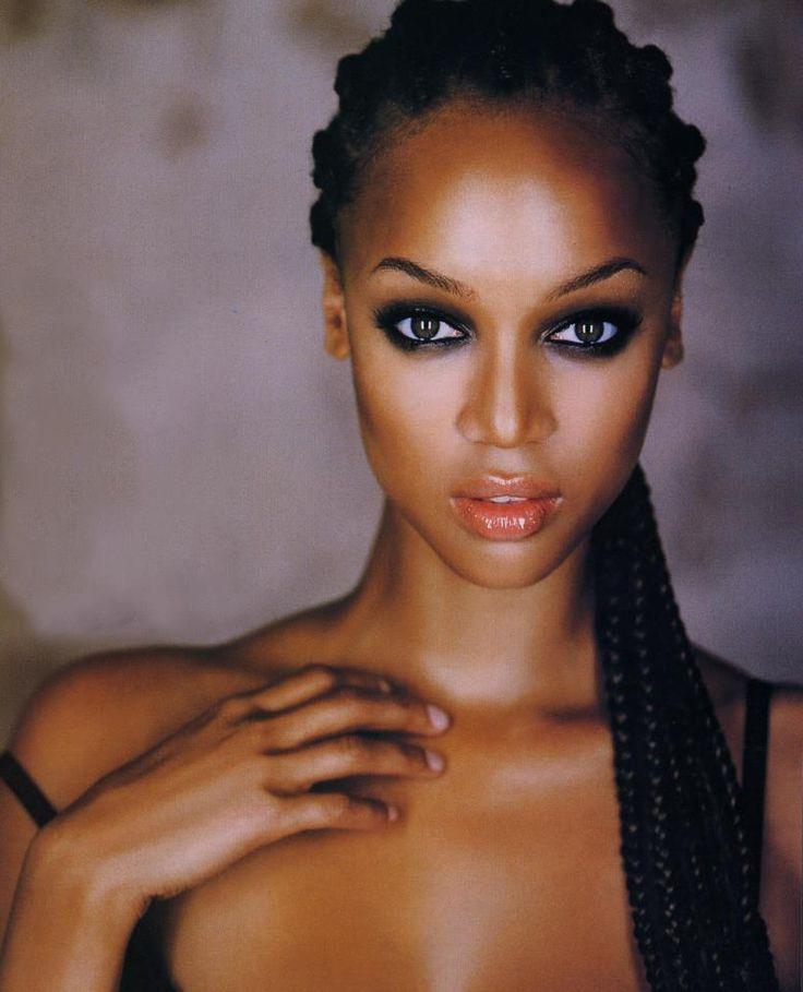 25+ Best Ideas About Tyra Banks Makeup On Pinterest