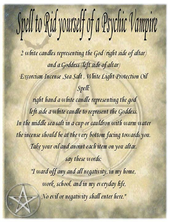 Psychic Vampire Book of Shadows Spell Pages and The Morrigan Spell Ritual Book…