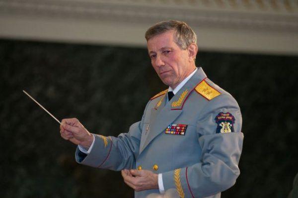 Генерал-лейтенант Халилов Валерий