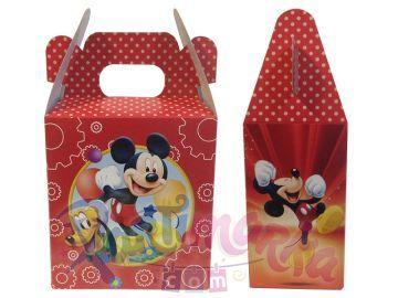 Mickey Mouse Doğum Günü Hediye Çantası