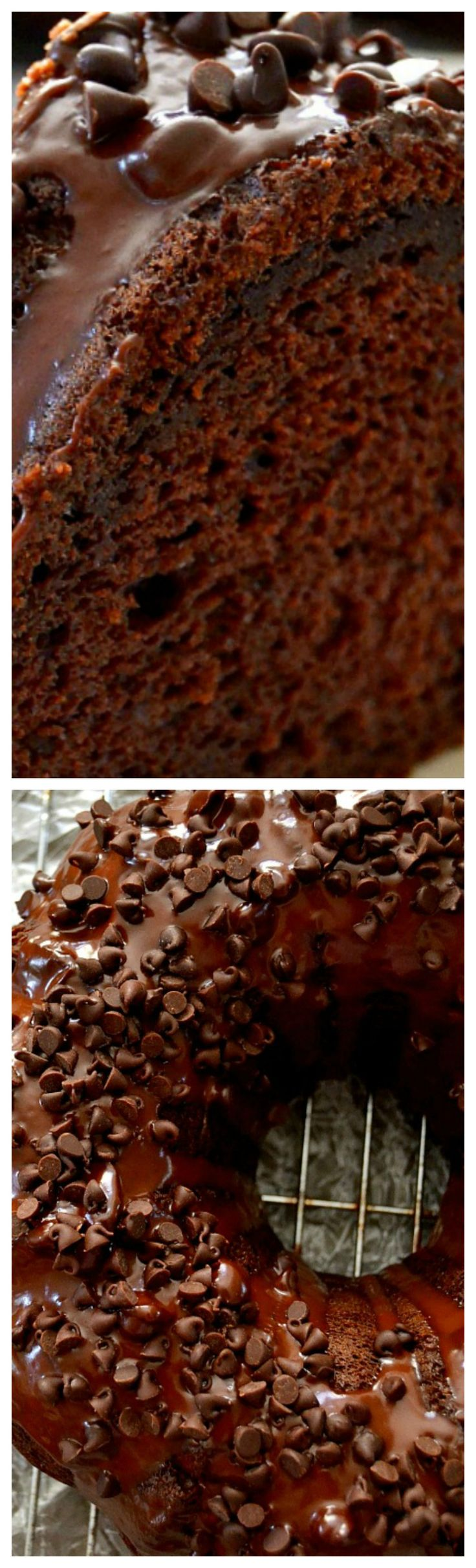 Best-ever Damn Good Chocolate Cake ~ Packed with pure, unadulterated chocolate flavor and goodness... A moist, soft and tender cake, You won't use another cake recipe again!