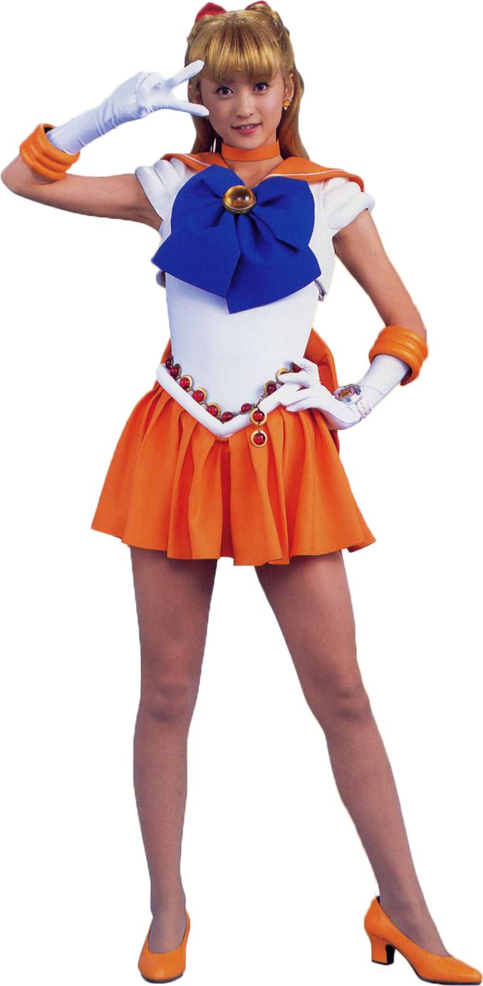 Sailor Venus is one of the five Inner Senshi, and was the first Sailor Senshi introduced in the...