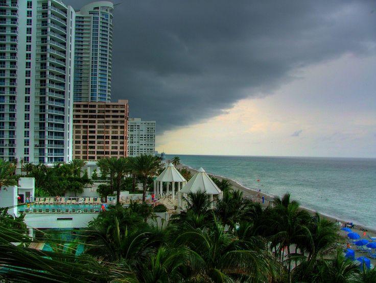 Miami Beach HDR by mac dunlap