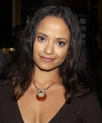 Judy Reyes was the first actress that came to mind as who to cast as Cindy, latina (Cindy's an immigrant), professional, strong, loving