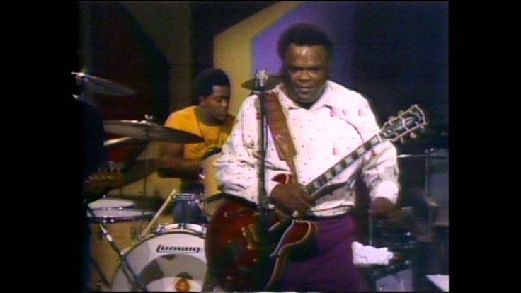Freddie King - Going Down - Dallas, TX 1973
