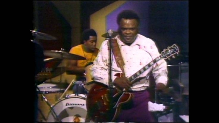 Freddie King - Going Down - Dallas, TX 1973