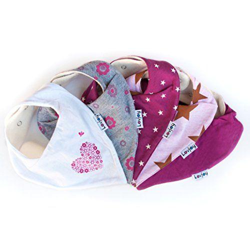 Lovjoy Bavaglino neonato -Confezione da 5 disegni Bambina (Rosa graziosa) Lovjoy http://www.amazon.it/dp/B009FNZE2C/ref=cm_sw_r_pi_dp_FCk9ub01BK7GV