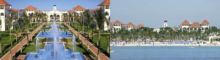 Playa Del Carmen, Mexico - RIU Palace Hotel