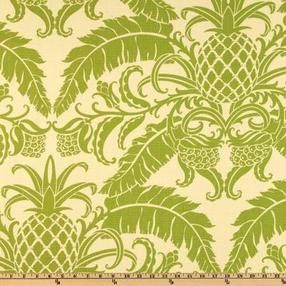 tommy bahama harbor court fabric yellow - Google Search