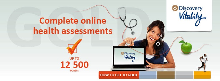 First step to a healthier lifestyle. Complete online health assessments. #Gettogold