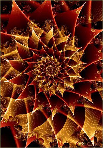 """""""Ultrafractal"""" - art by Virus VON Fractalia, via Flickr"""