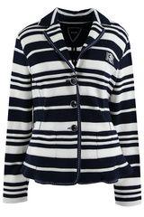 Rabe - gestreepte jersey blazer