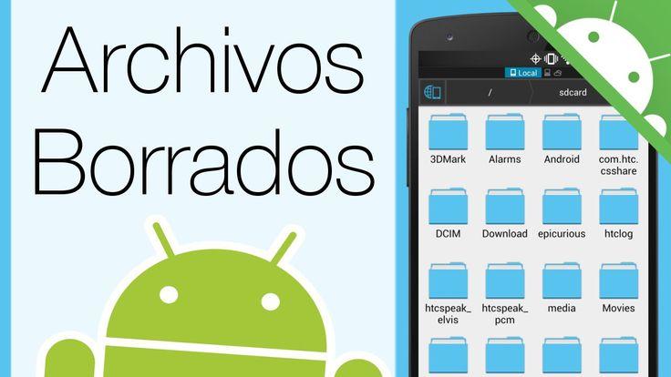 Apps para Recuperar las Fotos Borradas en Android