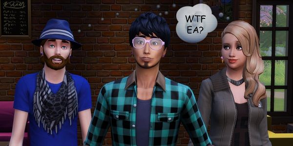 EA is fixing the Sims 4 Gay Filter - Electronic Arts is working on correcting the gallery filter for The Sims 4 after it was discovered that the automated filtering program is preventing users from sharing their homosexual, transgendered and bisexual Sims. http://g3ar.co.za/2014/09/09/ea-fixing-sims-4-gay-filter/