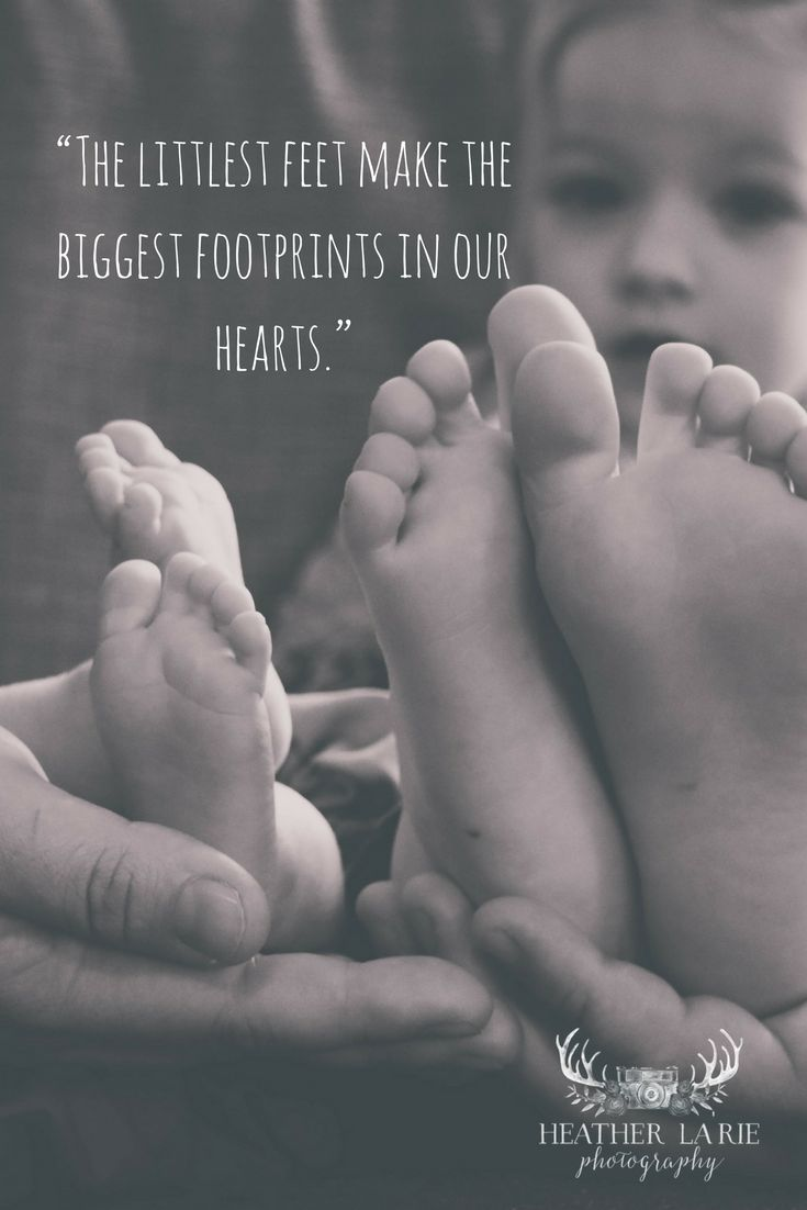 footprints tiny feet toes cute baby kids children