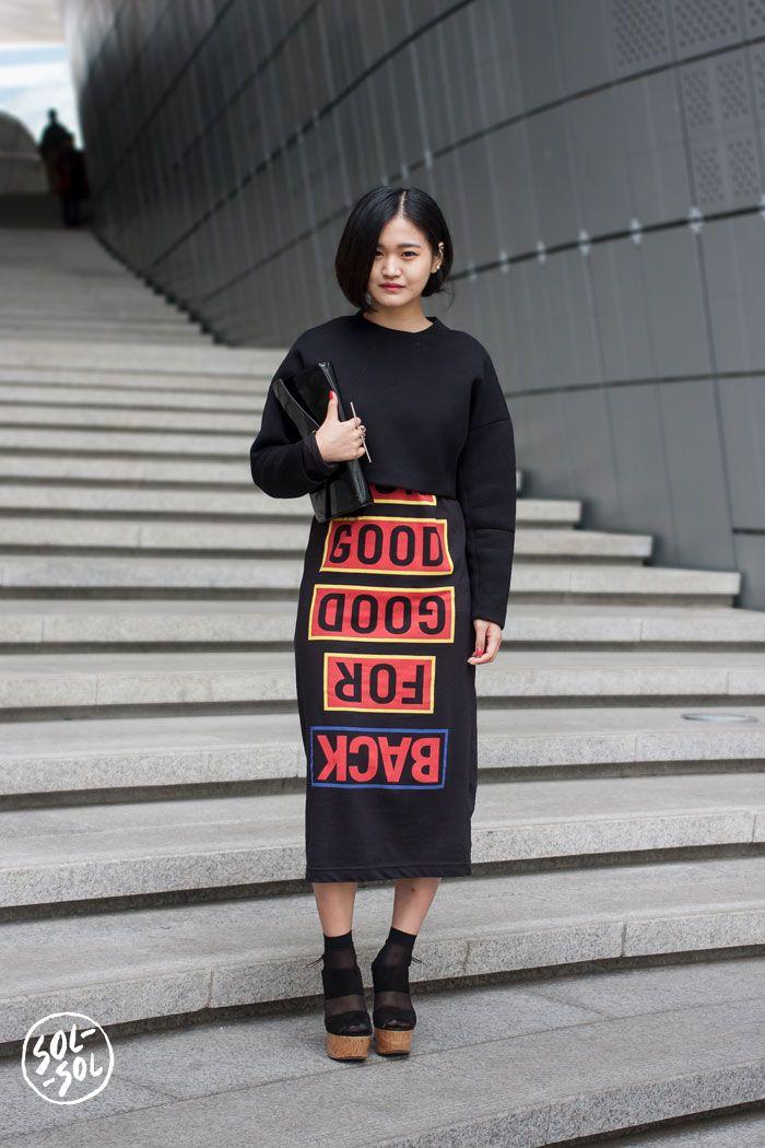 //Seoul fashion week