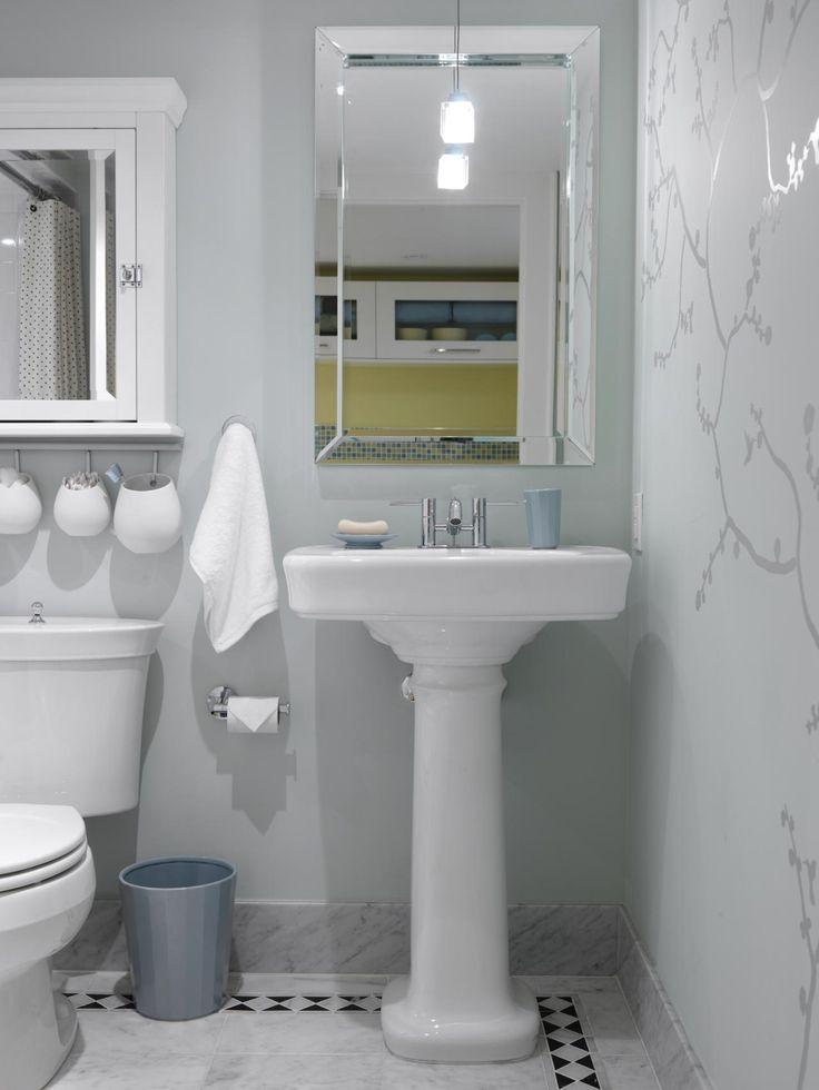 Idées et conseils déco pour une petite salle de bain