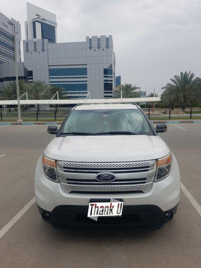 Ford Explorer 2012 Xlt Urgent Sale Find Used Cars Ford Explorer