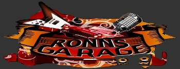 """Ronn's Garage"" the hottest web talk show on the internet today starring Ronn Moss and his awesome wife Devin who cooks very awesome meals, i wish i could come over and share some of that cooking....."