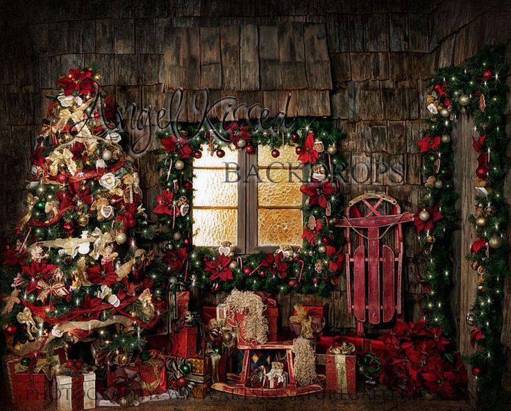 Cozy Cottage 8 215 10 Santa Thrones Amp Photo Sets Pinterest