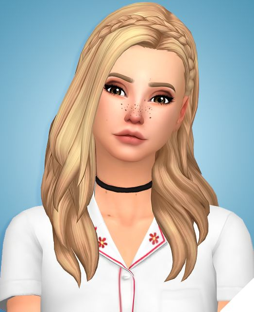 new hair style trends 207 best sims 4 hair maxis match images on 8187