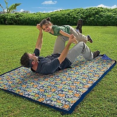 Waterproof Outdoor Picnic Blanket | OneStepAhead.com