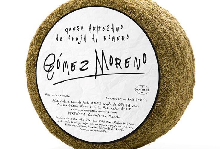- Quesos Gómez Moreno de Herencia , Ciudad Real Queso de oveja leche cruda