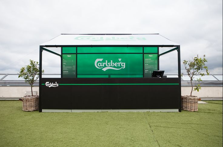 Carlsberg made by Dohrns