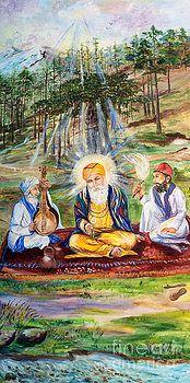 Sarabjit Singh - The first Guru