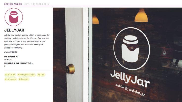 OfficeFetish: オフィスデザイン好きのための、きれいなオフィスのショーケース - Prodct