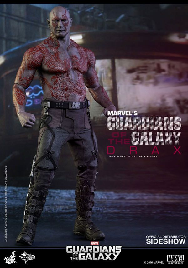 Les+Gardiens+de+la+Galaxie+figurine+Movie+Masterpiece+1/6+Drax+the+Destroyer+Hot+Toys