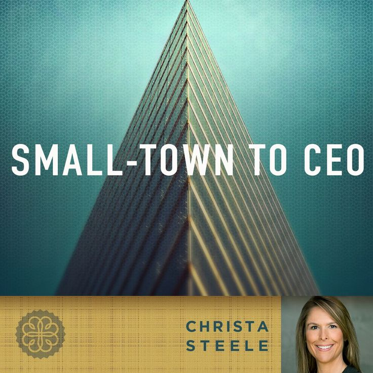 Christa Steele became the youngest female CEO of a bank in the U.S. when she accepted the leadership position with Mechanics Bank. Today she shares the story of her professional journey and how her competitive spirit drove her forward from a young age. From showing livestock in county fairs to leading a major bank's financial turnaround, Christa's story offers inspiration for any woman looking to succeed in her career. https://4wordwomen.org/small-town-to-eco/