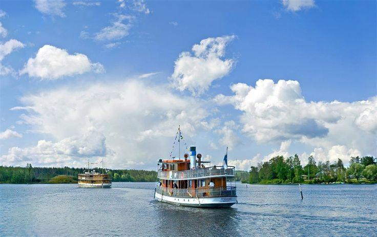Reiseziele Savonlinna - Finnland Rundreisen