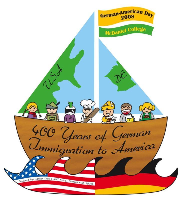 German American Day Repinned by www.gorara.com