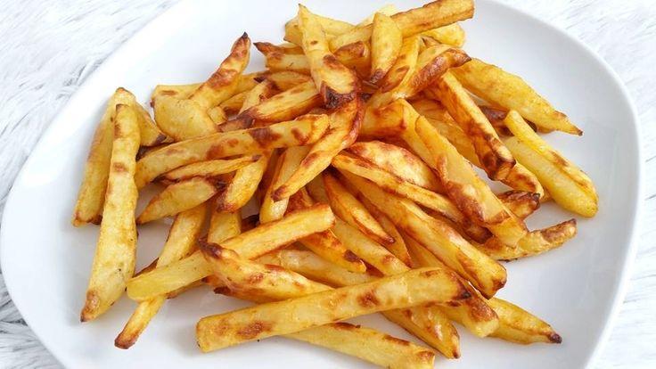 Frites au four façon Weight Watchers - 4sp ou 1sp JSC - La Cuisine d'Emy