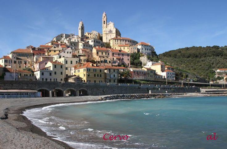 La Riviera dei Fiori. Liguria. Cervo,San Bartolomeo,Imperia,Arma di Taggia,Sanremo,Ventimiglia.