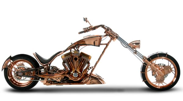 Orange County Choppers Motorcycles | The Liberty Chopper