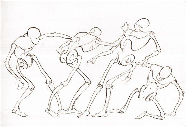 General Sketchbook - Part 6 [Archive] - Page 4 - WetCanvas