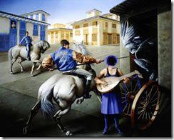 Neira.caldas y sus caballos.